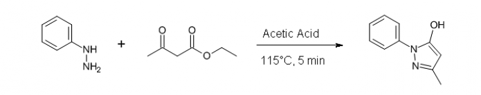 10 – Knorr pyrazole synthesis
