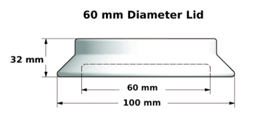 60mm Lid