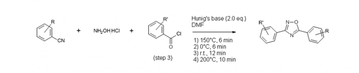 6 – Oxadiazole synthesis