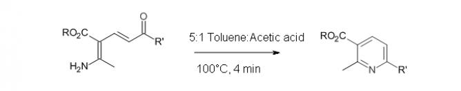 7 – Bohlmann-Rahtz pyridine synthesis