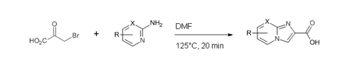 8 – Imidazo[1,2-a]pyridine Heterocycles synthesis