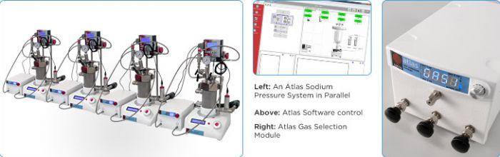 Atlas Pressure Na 3 bar System
