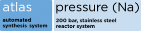Atlas Presure 200 bar logo