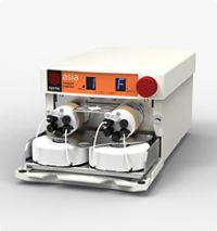 Automatyczny podajnik reagentów przez pętle próbnikowe