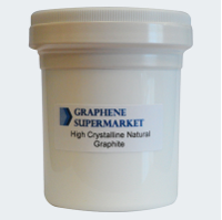 High Crystalline Natural Graphite: 25 grams