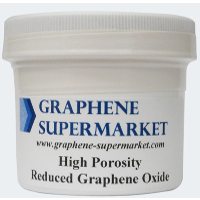 High Porosity Reduced Graphene Oxide