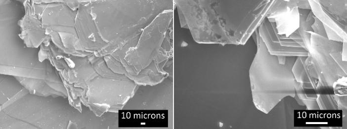 MoS2 Crystals